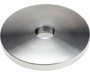 "Plain 5"" Backplate suitable for Myford lathes"