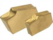 GTN TiN Coated Carbide Inserts