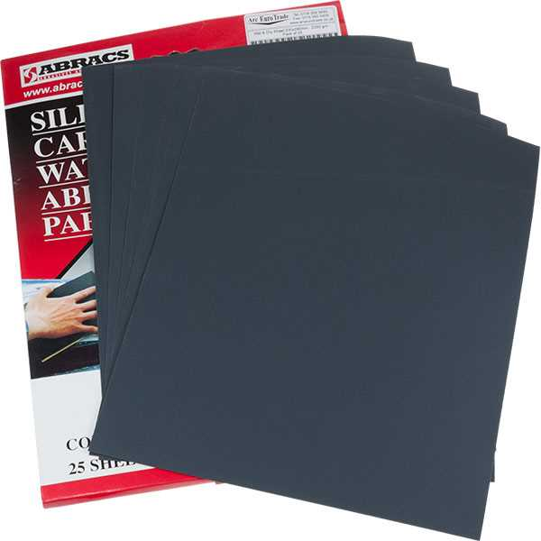 Waterproof Paper Sheets (Wet or Dry)