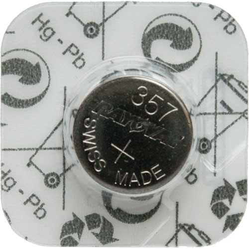 SR44 (357) 1.55V Silver Oxide Button Cell
