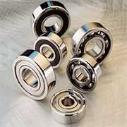 Ball Bearings - Metric