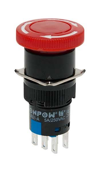 SX3-26 Emergency Stop Button