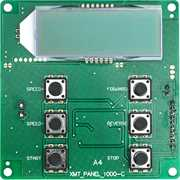 SC4-62 Touch Panel PCB
