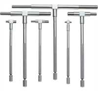 "Telescopic Gauges - 6pc Set - 8mm-150mm (5/16-6"")"