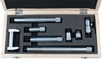 50mm - 600mm Internal Micrometer Set