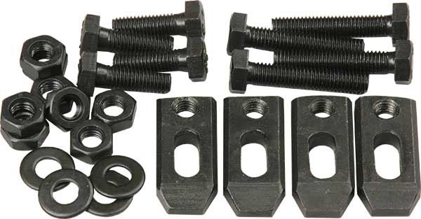 C3 Face Plate Clamping Set