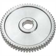 Mini-Lathe 63 Tooth Metal Gearwheel