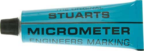 Stuarts Micrometer Engineers Blue - 32g Tube