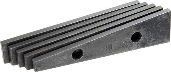 Economy Thin Angle Block Set 5pc - 6-10° in 1° inc.
