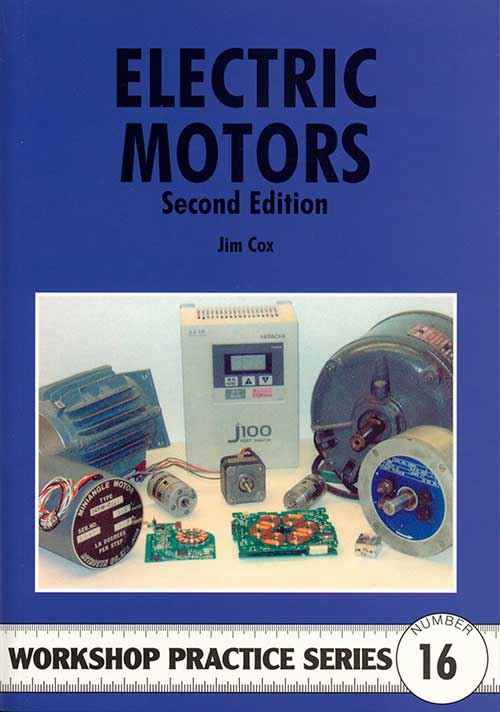 Electric Motors Second Edition Wps16 Arc Euro Trade