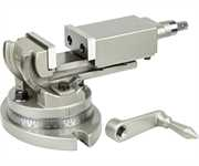 50mm Tilt & Swivel Milling Vice