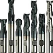 ARC Premium HSS-AL End Mills