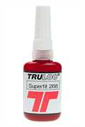 Truloc Superfit 268 High Strength High Temp Retainer 10ml