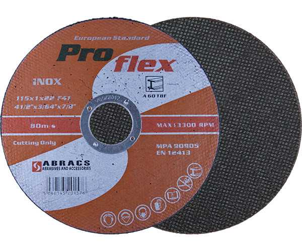 Proflex Extra Thin cutting discs