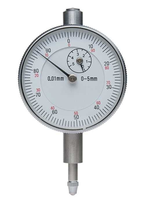Small Dial Gauge 0-5mm