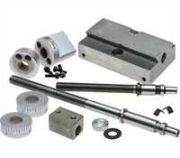 SIEG Mini-Lathe DCRD to Manual Conversion Kit - Parts Included