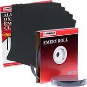 Emery Sheet & Emery Cloth Rolls