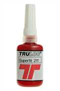 Truloc Superfit 211 Medium Strength Retainer (For Bearings) 10ml