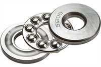 Thrust Ball Bearings: 10mm - 35mm Bore
