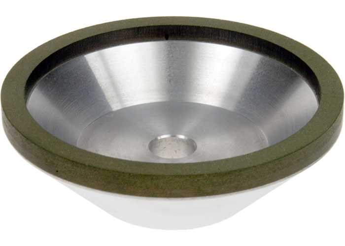 Diamond Grinding Wheels - 45° Dish