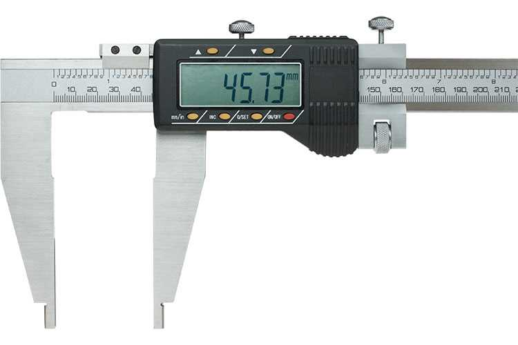 Large Digital Calipers - 500mm & 600mm