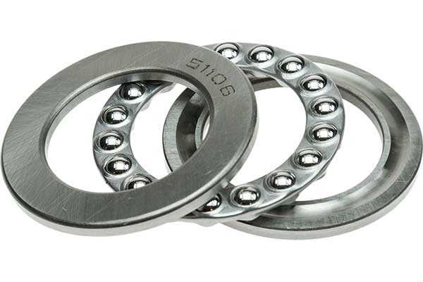 SX2.7.1-45 Spindle Thrust Ball Bearings