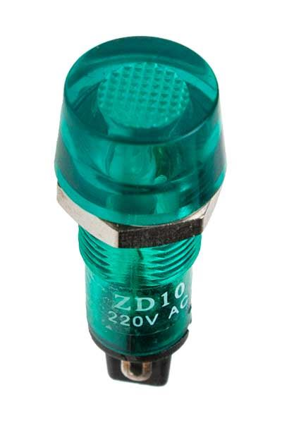 C6-156 Green Power Indicator Light