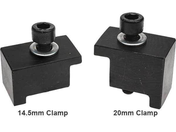 Hold-down Clamps