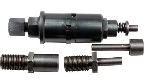5C Universal Collet Adjustable Backstop