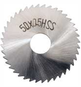 50mm HSS Fine Tooth Slitting Saws