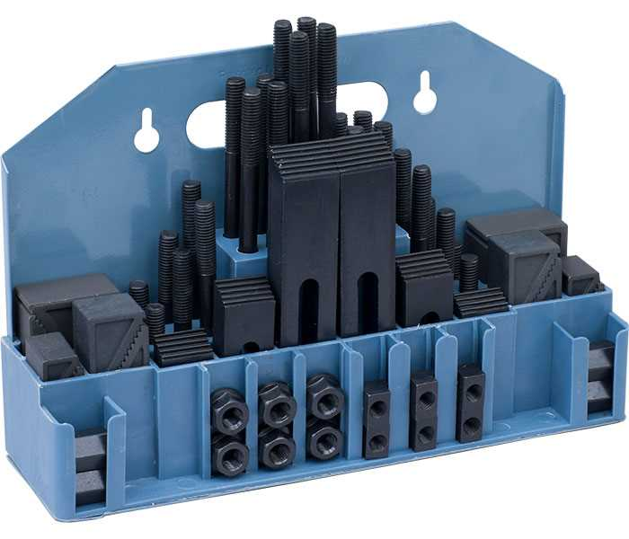 58pc Clamping Set 12mm (M10 Thread)