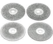 Diamond Abrasive Discs 4x22mm Dia.