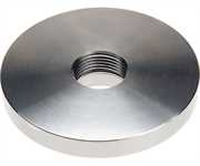 "Plain 4"" Backplate suitable for Myford lathes"
