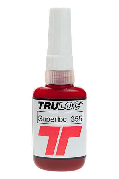 Truloc Superloc 355 Penetrating & Sealing Thread Lock 10ml