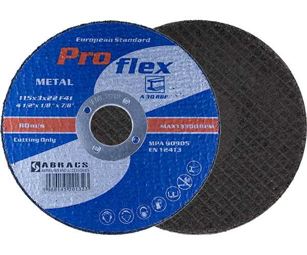 Proflex 3mm Flat Cutting Discs