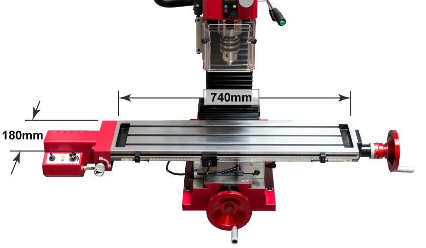 Superb Sieg Sx3 5Dzp Hitorque Mill Arc Euro Trade Pabps2019 Chair Design Images Pabps2019Com