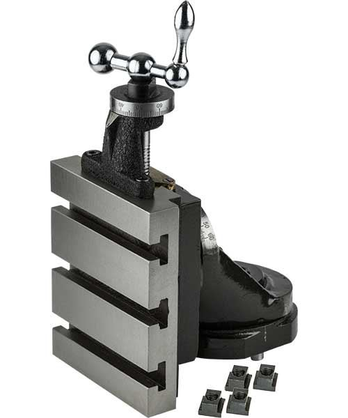 "Vertical Slide 5x4"" - Tilt & Swivel"