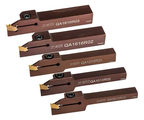 ARC QA Parting & Grooving Tool Holders