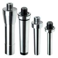 M14x1.0 Boring Head Arbors: R8, MT3, MT2 and 12mm Straight Shank.