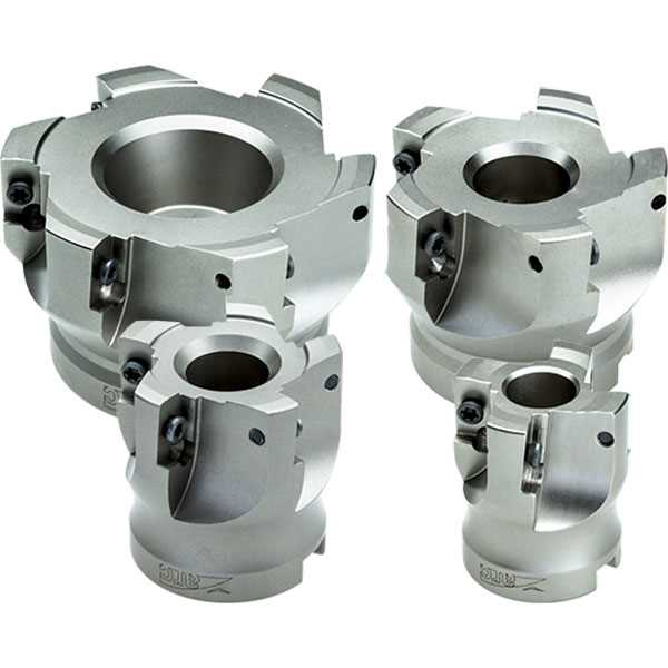 90° Indexable Carbide Shell Mills