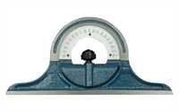 Precision Cast Iron Combination Square Set - Protractor Head