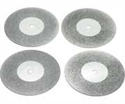 Diamond Abrasive Discs 4x40mm Dia.