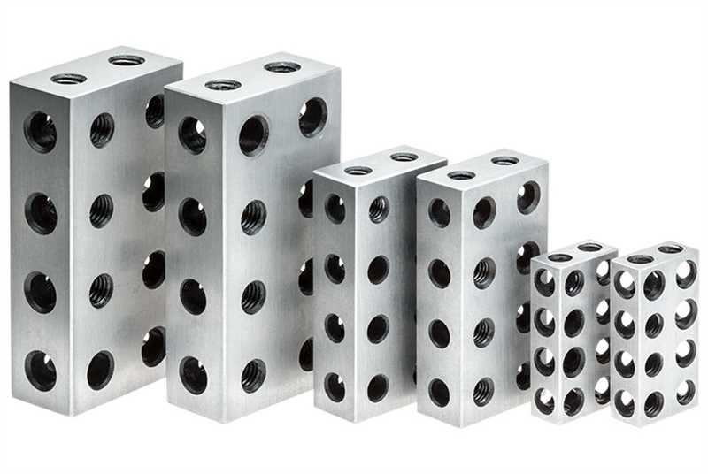 Stevenson's Metric Blocks (L-R): 20-40-80 Blocks, 15-30-60 Blocks and 10-20-40 Blocks