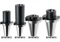BT - Morse Taper Adaptors (Open Type)