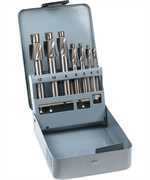 7pc HSS Straight Shank Counterbore Set - M3-M12