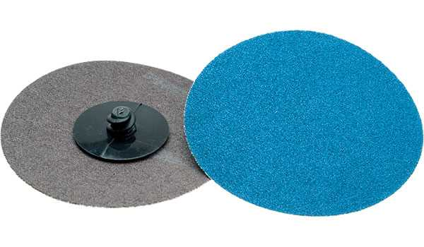 Quick-Lock Zirconium Sanding Discs - 50mm and 75mm