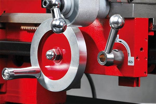 C3 Metal Knob and Handwheel Set - Arc Euro Trade