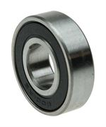 X0-36 6001 2RS Spindle Pulley Ball Bearing