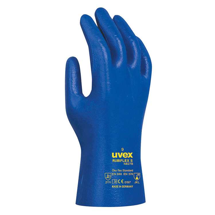 uvex rubiflex S NB27B Gloves