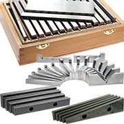 SX3 Parallels & Angle Blocks